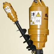 Предлагаем гидровращатели Delta и Auger Torque (Англия)