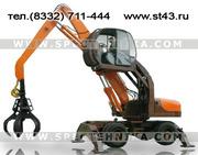 Продам экскаватор-погрузчик ЭКСМАШ E160W-20