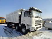 Самосвал Shaanxi 8x4  380 л.с. с щитковым кузовом – в наличии в Кирове