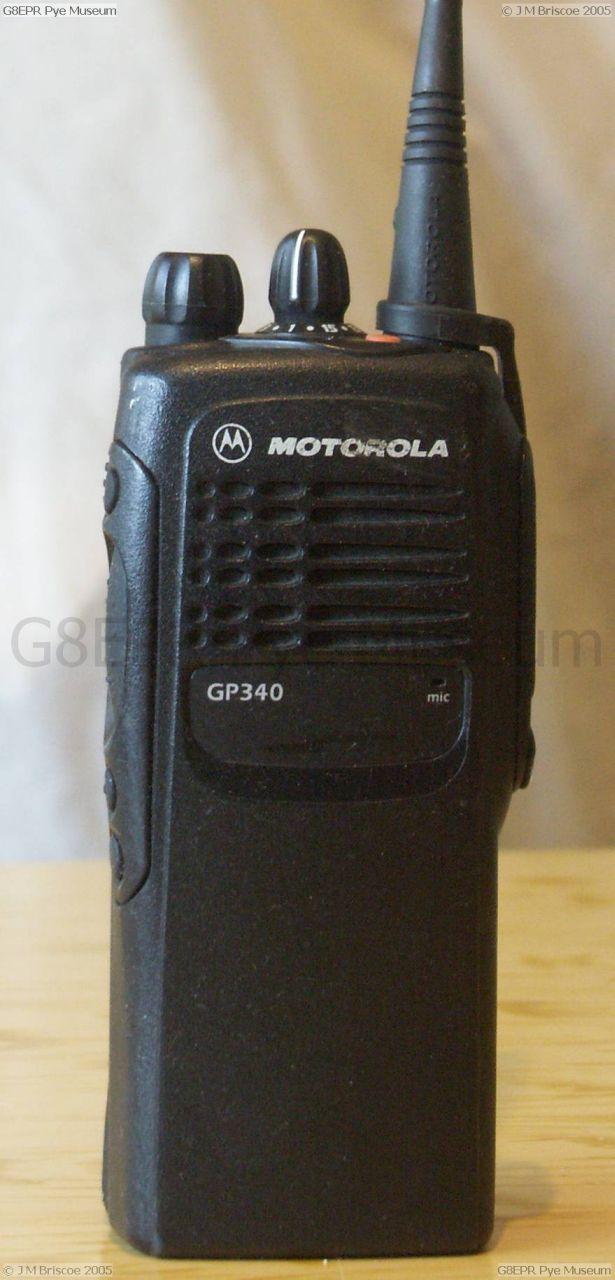 Продам рацию моторола gp340