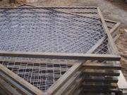 секции заборные металлические