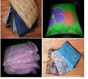 Матрац,  подушка и одеяло и постельное бельё. С бесплатной доставкой.
