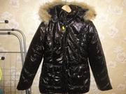 Курточка женская зимняя новая р. 46-52
