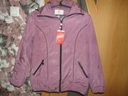Курточка ветровка женская новая размер 48-50
