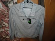 Курточка ветровка новая размер 48-50