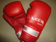 Боксерские перчатки Leco 12 унций новые