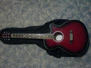 Продажа электро-аккустической гитары Elenberg Amadeus AG-2040